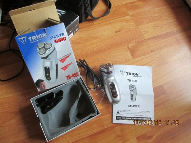 Aparat de ras multifunctional Trion Gino TR 420