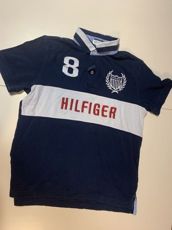Tricou Polo Tommy Hilfiger -M - Nou