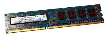 Memorie RAM 2Gb DDR3 1333Mhz PC3-10600 Desktop