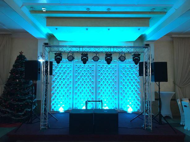 Schela pentru lumini DJ/Formatie - Global Truss F23 35mm