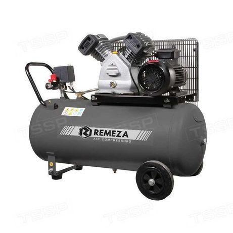 Поршневой компрессор трехфазный Remeza СБ4/С-50.LB30-420л/мин-10бар