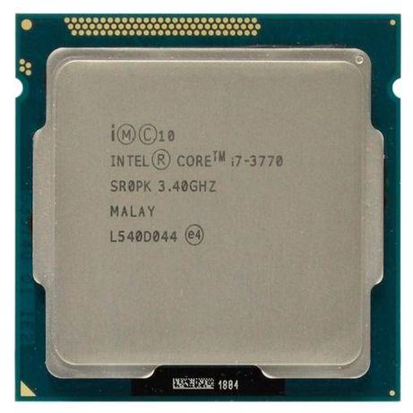 Процессор intel core i7 3770. 7шт.