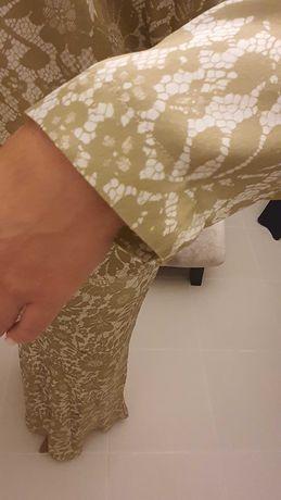 Копринена рокля- D&G