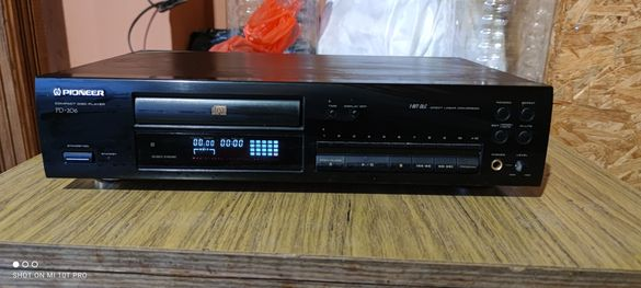 Compact disk player Pioneer Pd-206