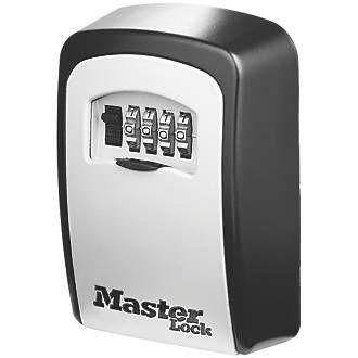 Cutie metalica seif pentru chei Master Lock 5401EURD cu cifru