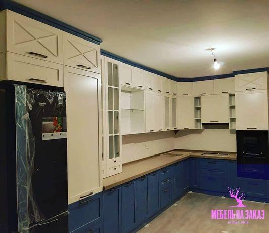 Мебель на заказ в Астане. Кухни, шкафы-купе,прихожие.