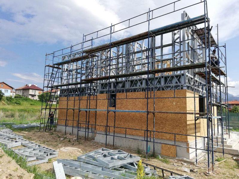 Скеле под наем в цялата страна монтаж и демонтаж гр. Пловдив - image 1