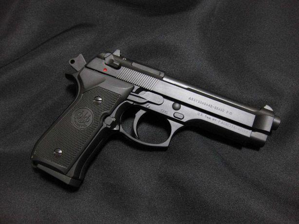 Pistol Airsoft Gen Colt 1911/Taurus pt92 Propulsie Co2# 3,8J #