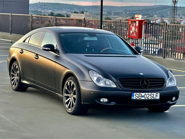 Mercedes CLS 320CDI 137.000KM