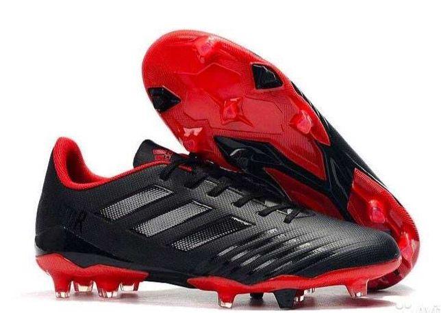Футбольные бутсы Adidas Predator (обувь для футбола)
