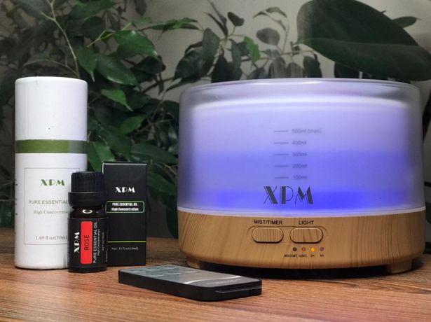Увлажнитель воздуха Aroma Diffuser влажность от жары!