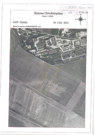 Vand teren intravilan Chitila