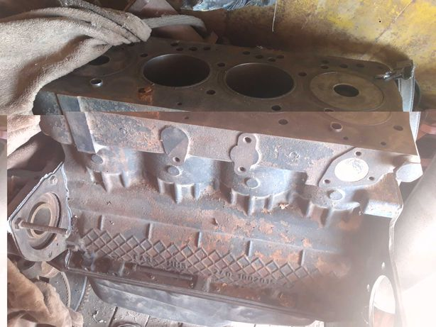 Мотор на МТЗ 80 отличное состояние