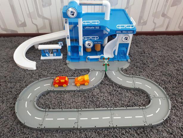 трэк для автомашин  игрушки детские