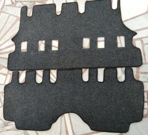 """Мокетни стелки за """"Seat Alhambra"""" 2001 г."""
