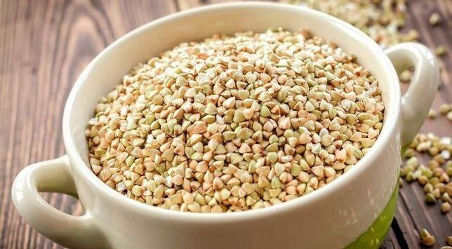 Зелёная гречка, лен, пшеница, полба, рожь, ячмень, овес, нут, чечевица
