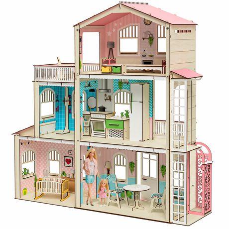 Кукольный домик для Барби НОВИНКА Астана