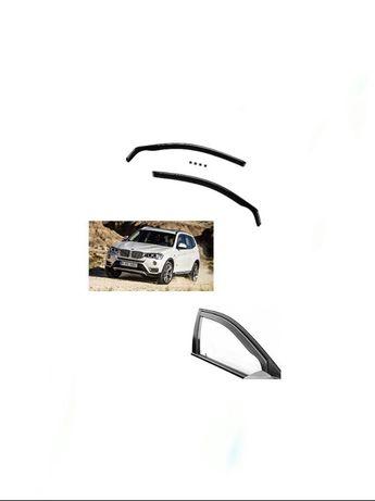Ветробрани BMW X3 F25 (2010-2017)- 4/5 врати-  (2бр.)