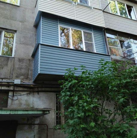 Ремонт балкона. Утепление балкона