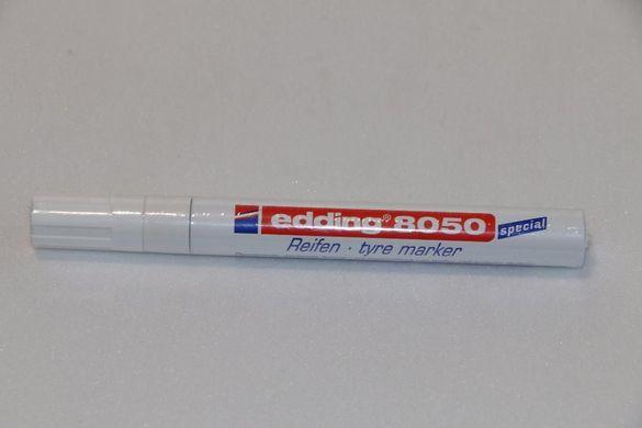 маркер за гуми 2,0 -4,0мм, нов, немски EDDING, закупен от Германия, ви