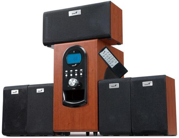 Boxe Genius SW-HF5.1 6000 200 W (telecomanda)