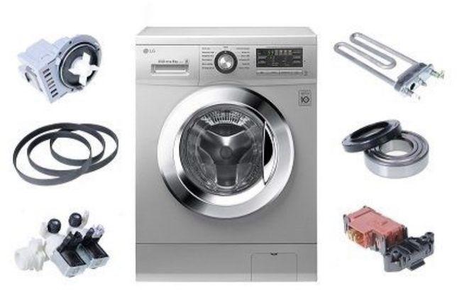 Запчасти для стиральных машин автомат новый и также б/у