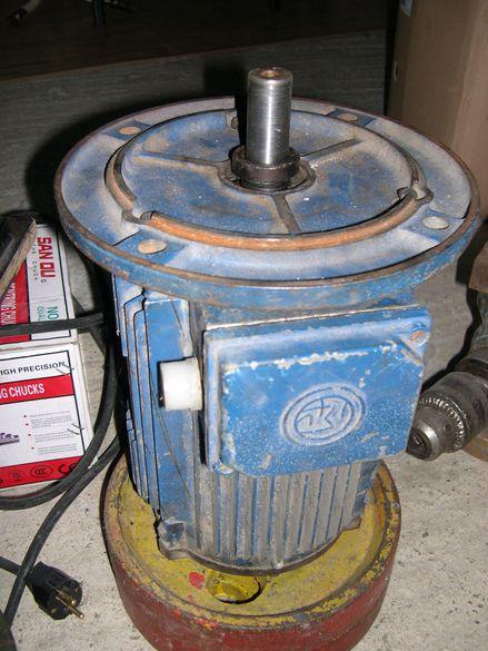 електро двигател 4 kw