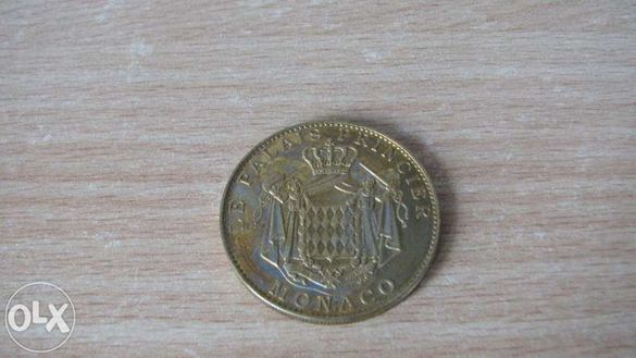Монета Le palais princier Monaco