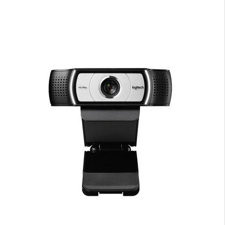 Cameră Web C930e, video chat, 1080p FullHd, Webcam Logitec cu microfon