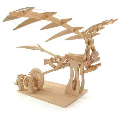 Leonardo da Vinci - Ornitopter