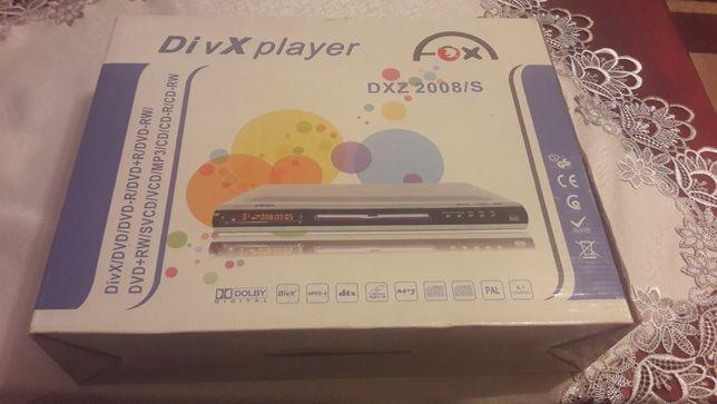 Vand DivX player Fox Nou