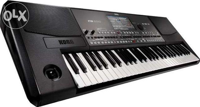 SET complet pentru Korg Pa600/Pa900