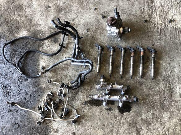 дюзи и гнп комплект Audi 3.0 245 258 кс