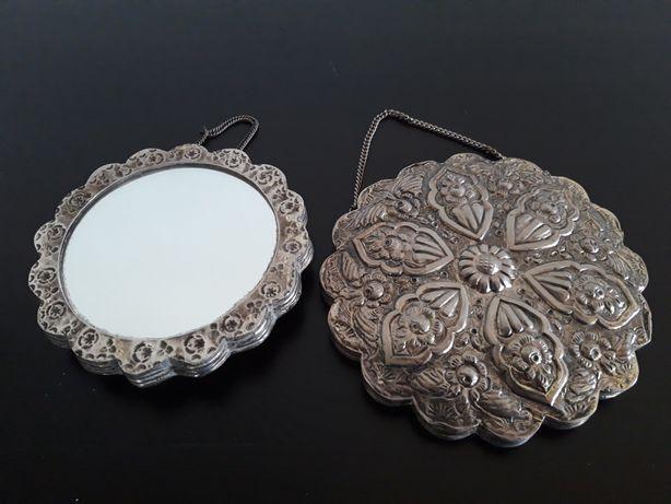 Vand oglinzi  vechi  argint