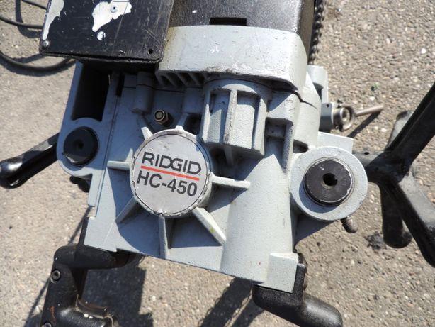 Masina de perforat tevi RIDGID HC450