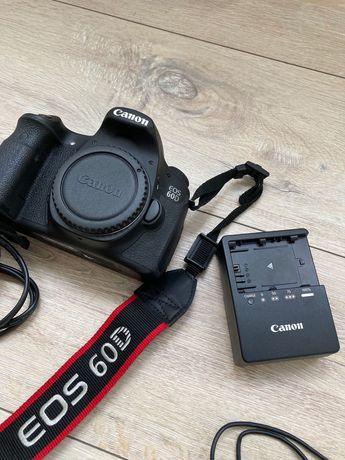 Canon 60d  Aparat foto profesional Dslr Canon Eos 60D