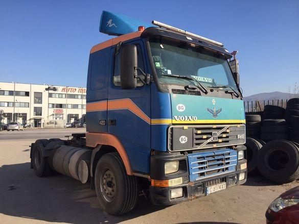 Volvo Fh на части