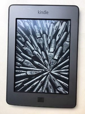 Kindle touch Wifi D01200 (2012) 4Gb + husa