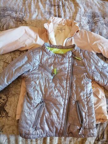 2 якета за момиче