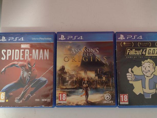 Jocuri PS4(preț negociabil)