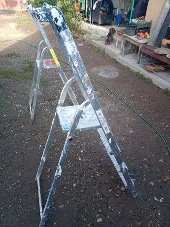 Scara ușoară aluminiu 160/30cm
