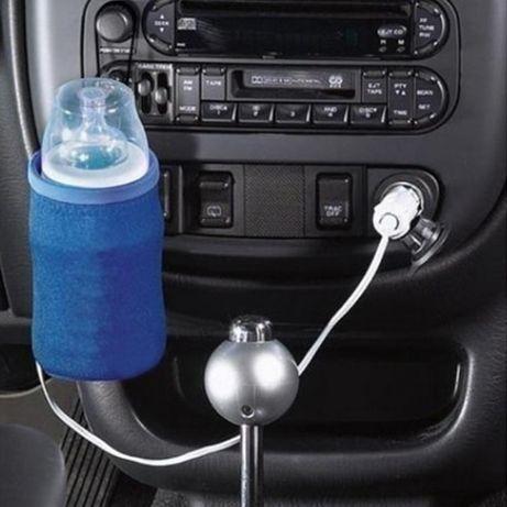 Преносим нагревател за бебешко шише за автомобил