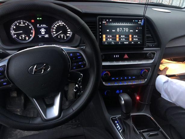 Автомагнитола андроид Mac Audio Hyundai Sonata 2017+