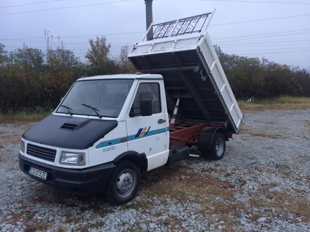 Transport Camioneta Basculabila Tractari Trailer ETC