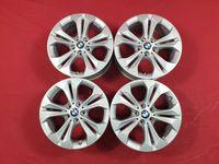 4 Jante Aliaj 5x112 17'' - OEM BMW Seria 1 2 3 - X1 X2 X4 7.5J ET 52 !