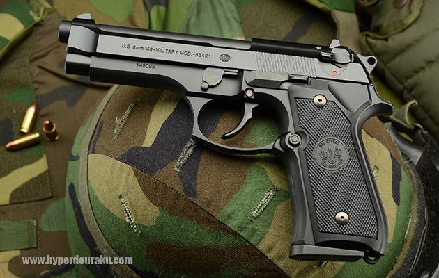 FORTA MARE-Pistol Airsoft Modificat Co2 Aer Comprimat Full Metal 6mm