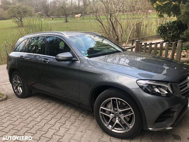 Mercedes-Benz GLC GLC 250 d 4matic, masina tinuta in garaj,