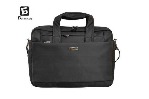 Висок клас бизнес чанта/ чанта за лаптоп от текстил, КОД: 196685