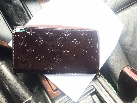 Louis Vuitton дамски портфейл/портмоне оригинал