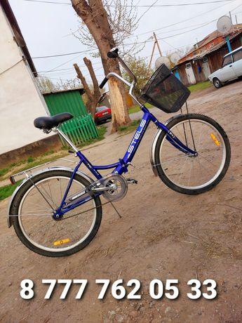 Велосипед Stels в отличном состоянии